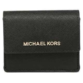 Authentic Michael Kors Travel Card Case Holder