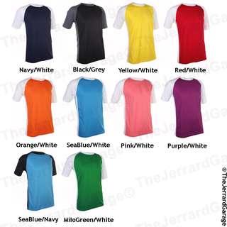Dri Fit T-Shirt Two Tone Colour (PC36)