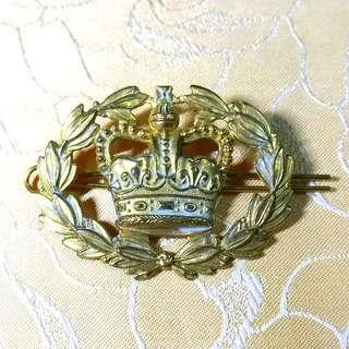 英國皇家軍團徽章