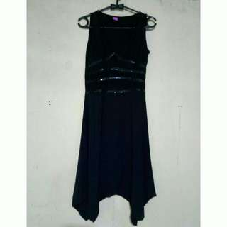 Preloved Dress Hitam