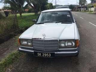 Mercedes Benz 200, Cash, no dealer
