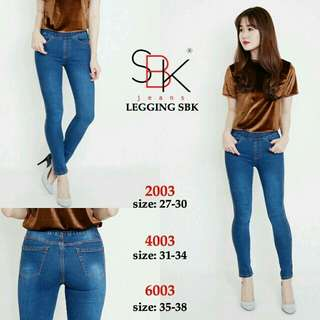 CELANA LENGGING SBK DISTRO