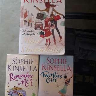 Sophie Kinsella Bestseller