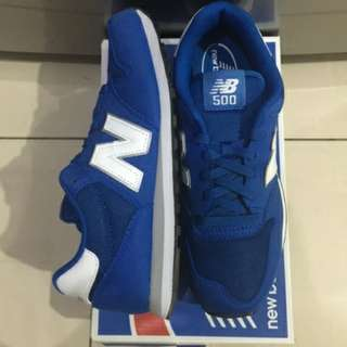 NEW BALANCE 500 - BLUE