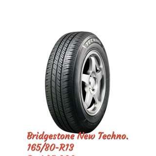Bridgestone New Techno 165/80-R13