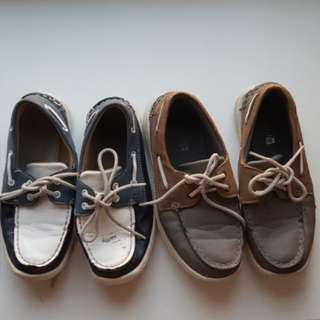 Boys' shoes (2 pairs)