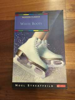 White Boots by Noel Streatfield