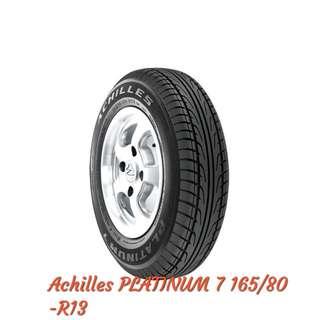 Achilles PLATINUM 7 165/80-R13