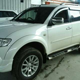 Mitsubishi Pajero Sport Exceed 2.5 AT 2013