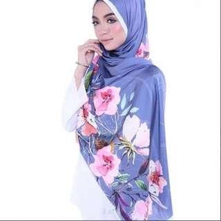Rosane Floral (LongShawl)