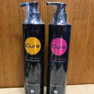 Icure Shampoo/Conditioner