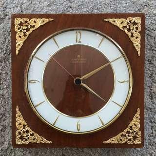 Junghans Electronic Retro Clock