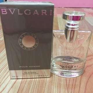 Authentic bvlgari perfume 100 ml from japan