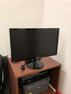 "Samsung 23"" Widescreen LED Monitor"
