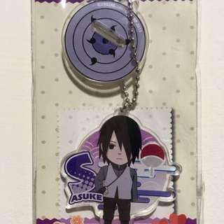 Boruto: Naruto Next Generations Acrylic Stand Key Chain Uchiha Sasuke