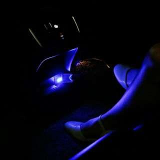LED USB interior atmosphere light。