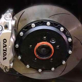 Rlogic 330mm volvo s80 bbk