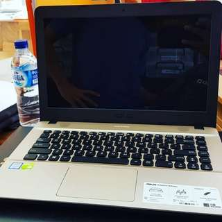 Laptop Asus X441uv VGA Terima Kredit 3mnt