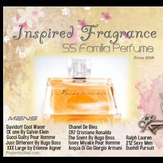 Perfume Mens/Womens