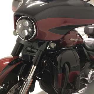 Harley Davidson CVO Streetglide 2017 M8