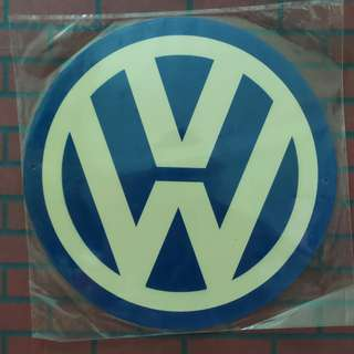 D39 Tin sign Volkswagen