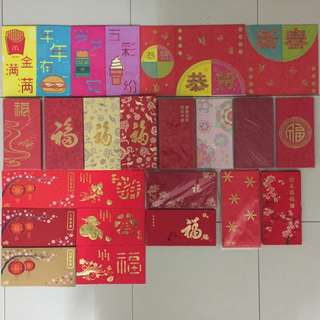 red packet / ang pow / ang bao / hong bao