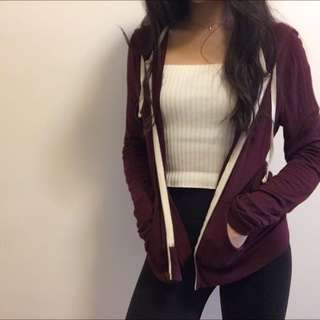 Forever 21 Soft Hoodie