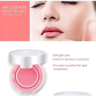 Bioaqua aircushion blusher