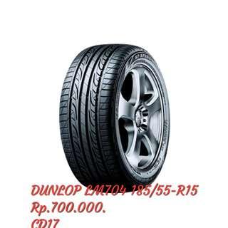 DUNLOP LM704 185/55-R25