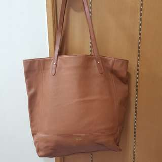 Lauren RL Leather Bag