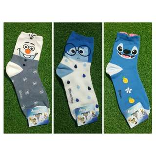 Korean Socks - Disney/Pixar