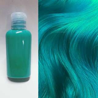 Turquoise Liquid Hair Chalk