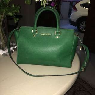 Authentic Michael Kors Selma (Ltd Colour GHW)