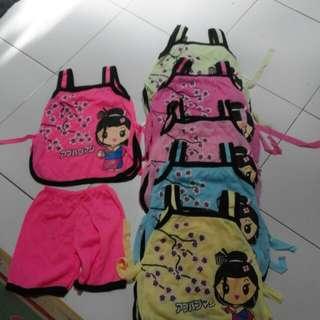 Baju set shanghai