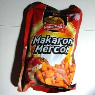 Makaroni Mercon dan Fusili Mercon