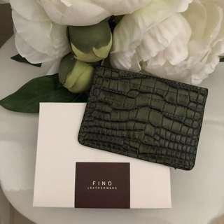 FINO Leatherware Card Holder