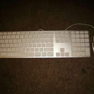 Apple Keyboard A1243 & Apple Pro Mouse