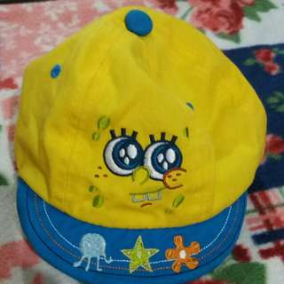 Spongebob baby cap (unisex)
