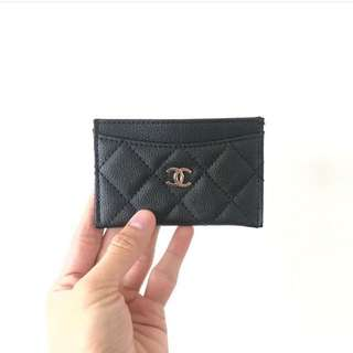 Chanel card holder VIP GIFT AUTHENTIC‼️