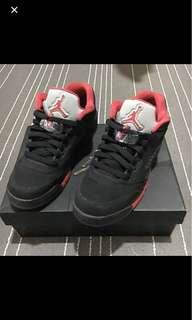 Air Jordan 5 Retro Low GS Alternate