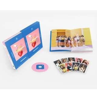[Pre-Order] TWICE - TWICETAGRAM MONOGRAPH (Limited Edition) Photobook + DVD