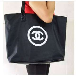 Chanel tote bag big size VIP GIFT Authentic