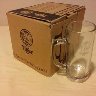 Beer Mug Tiger Beer Glass