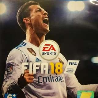 Wts: FIFA 18 PS4