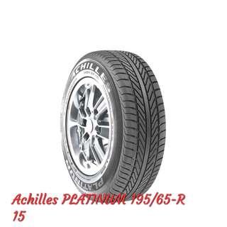 Achilles PLATINUM 195/65-R15