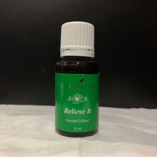 Relieve It Essential Oil by Young Living