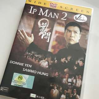 DVD - Ip Man 2 (葉問2:宗師傳奇)