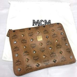 Mcm cluthes 手拿包