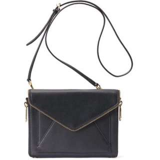 New rebecca minkoff crossbody marlowe mini mac斜揹袋