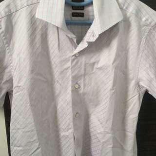 Raoul short sleeve shirt - Slim Fit (Size 15)